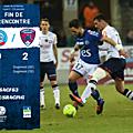 But Strasbourg <b>Clermont</b> Foot vidéo résumé 0-2
