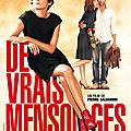 De vrais mensonges : un film de Pierre Salvadori disponible en VOD