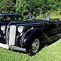 <b>AUDI</b> 920 cabriolet Erdmann & Rossi 1939