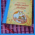 Petits contes illustrés aux éditions Usborne