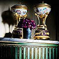 Louis XVI vases sell for 10 times the estimate