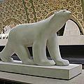Pôle Nord : l'ours de Pompon