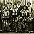 Father Mark Tennien, A Family In Lanchow, <b>China</b>, 1944