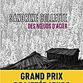 Des noeuds d'<b>acier</b> de Sandrine Collette