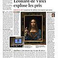 <b>Léonard</b> de <b>Vinci</b>