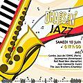 Prochainement Draisin'<b>jazz</b> à Lyon