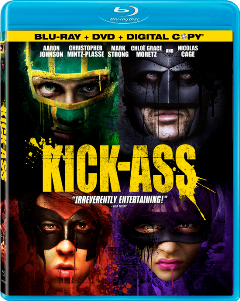 Kick-Ass en DVD et Blu-Ray