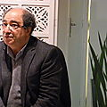 Tahar Bekri,  la rencontre potique Tiasci - Paalam, en mai 2013