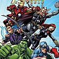 Panini <b>Marvel</b> Deluxe Avengers