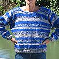 tricots d'à bord