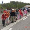 Classe verte à VALBERG - CPb de l'école JUAN GARE