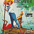 Les Aventures de Tow Sawyer de Mark TWAIN - Avis littéraire