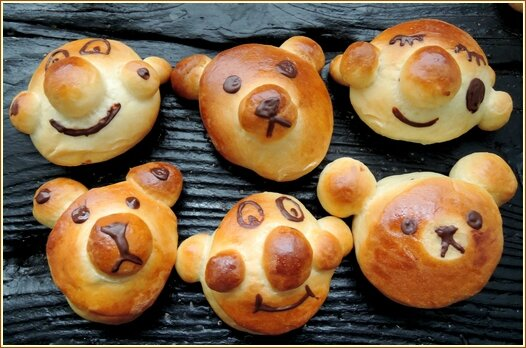 brioche animal