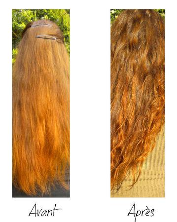 avant après henné blond 4 avril