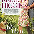 The Best Man ~~ Kristan Higgins