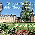 28 août 2016, le Souvenir de la Chouannerie du Maine sur les pas de Louis-René Courtillé dit « Saint-Paul »