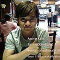 Adri & Marion à Qingdao