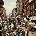 un jour j'irai à New York...