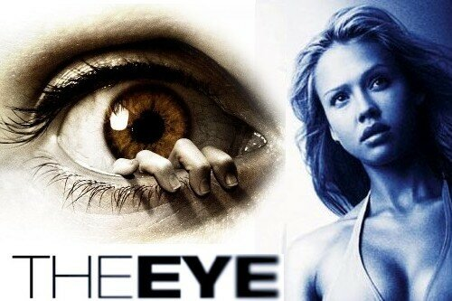 Jessica Alba, star de The Eye
