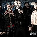News My Friend Skeleton : nouveau <b>titre</b>