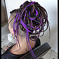 Nagawa's Dreads Synthétiques