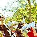 Pillow Fight Day 2014 // Pour Flash Mob Party Paris