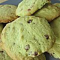 Cookies aux <b>pépites</b> multifruits