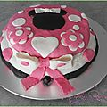 <b>Wedding</b> <b>cake</b> : Minnie