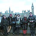 Rendez-vous à Londres!
