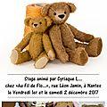 Les ours de Cyriaque L... (et autres créations)