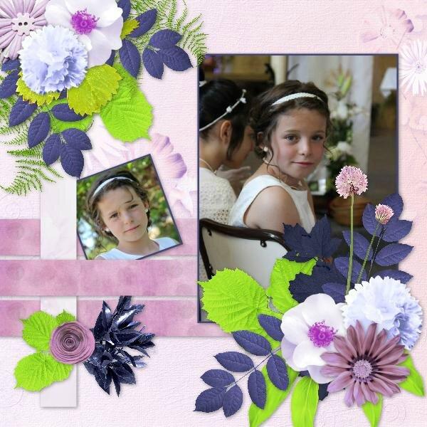 Flomelle_TemplatePack5_2 - kit de Natys et Kastagnette Ble berry girl - photo Caroline Scrap