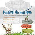 Festival de <b>musique</b> à Châlons-en-Champagne