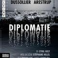 THEATRE : Diplomatie, de Cyril Gély - <b>Niels</b> <b>Arestrup</b> & André Dussollier