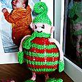 <b>Tricot</b> : The Tiny Elf, doudou lutin