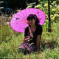 Mayu Komori, modèle photos