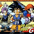 Dragon Ball <b>GT</b>
