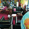 Bretagne j'écris ton nom : le tro breizh littéraire des Cafés-librairies de Bretagne