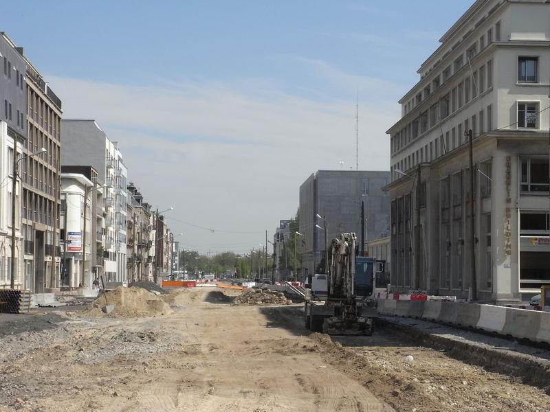 Tramway : En direct du chantier - Page 3 63652279