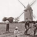 De Chambretaud au <b>Puy</b> du <b>Fou</b>, le moulin errant de l'Épinay