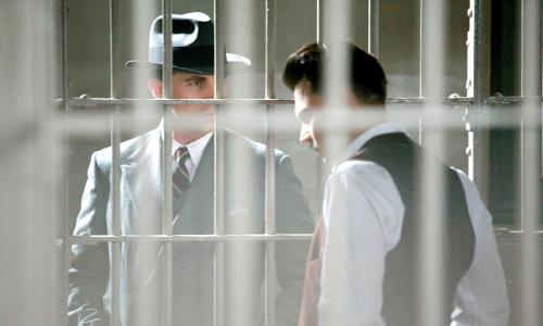 Christian Bale & Johnny Depp