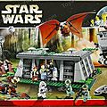Fan de Lego Star wars