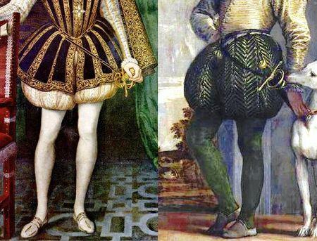 Trousses de la deuxième moitié des années 1560