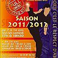 FULL CONTACT: reprise des entrainements <b>saison</b> 2011/2012
