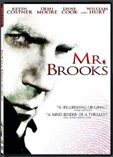 Mr. Brooks en DVD