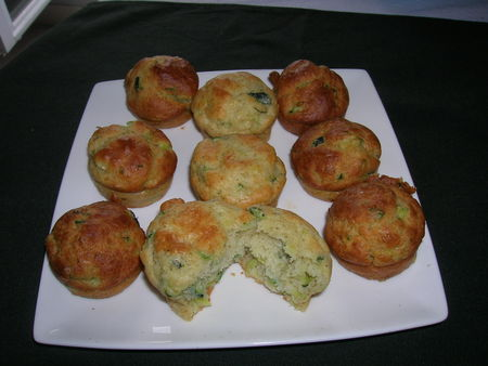 Muffins_courgette_parmesan
