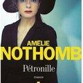 Petronille : le cru 2014 d'Amélie Nothomb pétille!!