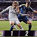 But <b>Real</b> <b>Madrid</b> vs Celta Vigo résumé vidéo <b>Real</b> v Celta (1-2)