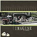  Imagine le silence...Scrap digital de Kokhine 
