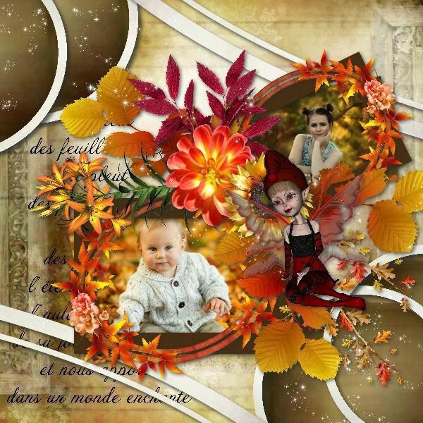 Flomelle_TemplatePack5_3 - kit Magic Autumn de LouiseL - photo Pixabay