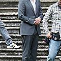 George Clooney/Jean <b>Dujardin</b> : La French Touch Séduction au secours des odeurs